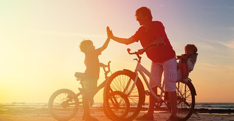Pendling på cykel förebygger sjukdomar